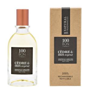 100Bon Cèdre & Iris Soyeux Eau Concentrée 50ML