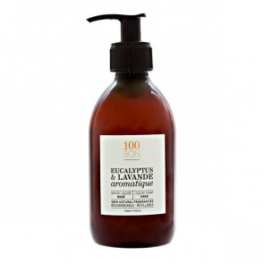 100Bon Eucalyptus & Lavande Aromatique Savon Liquide 300ML