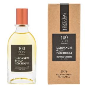 100Bon Labdanum & Pur Patchouli Eau Concentrée 50ML