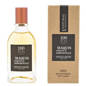 100Bon Maquis Exquis & Immortelle Eau Concentrée 50ML