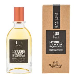 100Bon Myrrhe & Encens Mysterieux Eau Concentrée 50ML