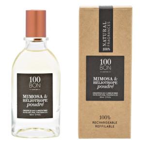 100Bon Mimosa & Héliotrope Poudré Eau Concentrée 50ML