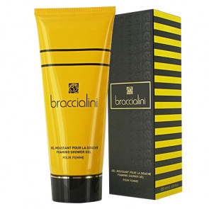Braccialini Foaming Shower Gel Pour Femme 200ML