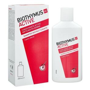 Biothymus AC Active Donna Shampoo Ristrutturante Anticaduta 200ML
