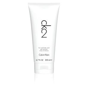 Calvin Klein ck2 Hair and Body Wash 200ML