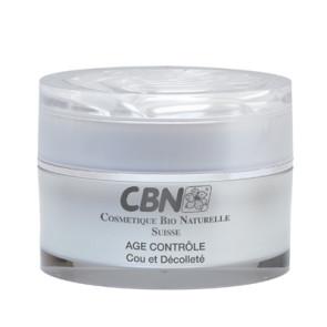 CBN Age Controle Cou et Decollete 50ml