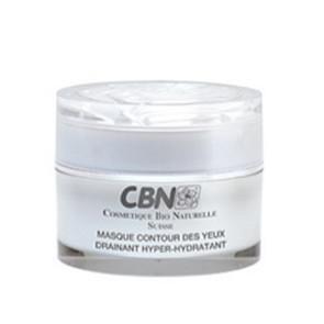 CBN Masque Contour Des Yeux Drainant Hyper-Hydratant 30ml