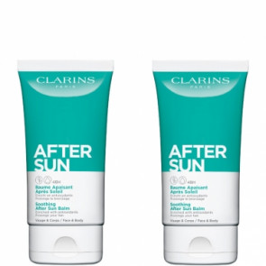 Clarins Kit Soothing After Sun Balm