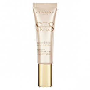 Clarins SOS Primer Rosy Gold Pearls