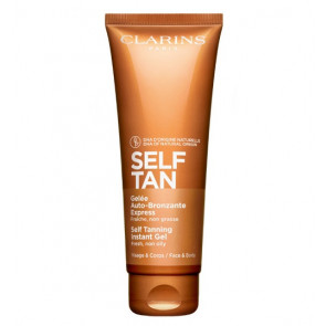 Clarins Self Tan Self-Tanning Instant Gel 125ML