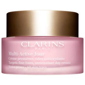Clarins Multi-Active Jour - Tutti i tipi di Pelle 50ML