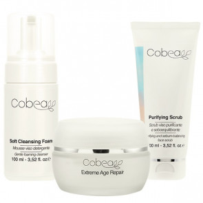 Cobea Kit Cleansing + Purifying + Age Repair