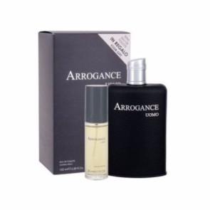 Arrogance Uomo 100 ml Cofanetto
