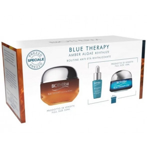 Biotherm Blue Therapy Amber Algae Revitalize Cofanetto
