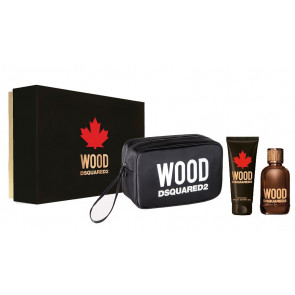 Dsquared2 Wood For Him 100 ml Cofanetto