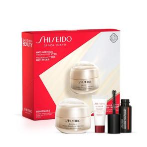 Shiseido Benefiance Wrinkle Smoothing Eye Cream Cofanetto