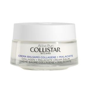 Collistar Attivi Puri Crema Balsamo Collagene + Malachite 50ML