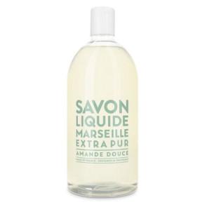Compagnie de Provence Amande Savon Liquide Ricarica 1000ML