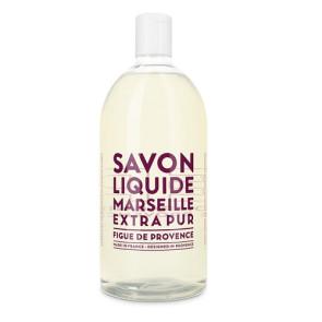 Compagnie de Provence Figue de Provence Savon Liquide Ricarica 1000ML