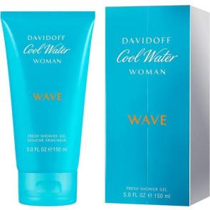 Davidoff Cool Water Wave Woman Shower Gel 150ML