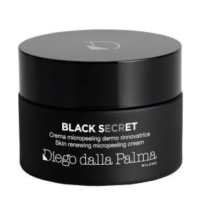 Diego Dalla Palma Black Secret Crema Micro Peeling Dermo Rinnovatrice 50ML
