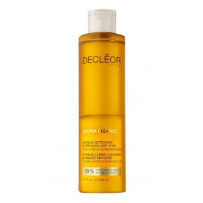 Decleor Aroma Cleanse Bi-Phase Nettoyant & Démaquillant Soin 200ML