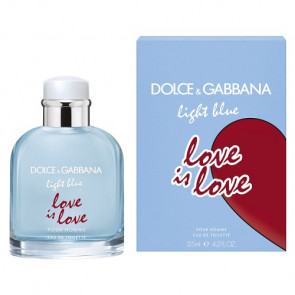 Dolce & Gabbana Light Blue Pour Homme Love is Love 125ML