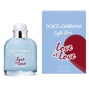 Dolce & Gabbana Light Blue Pour Homme Love is Love 75ML