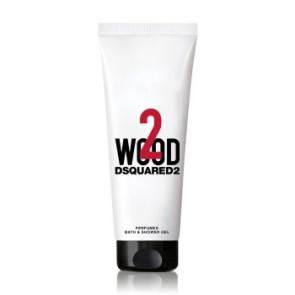 Dsquared2 2Wood Perfumed Bath & Shower Gel 200ML