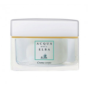 Acqua dell'Elba Blu Donna Crema Corpo Acido Ialuronico 200ML