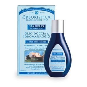 Athena's Spa Relax Aromatherapy Olio Doccia & Idromassaggio 100ML
