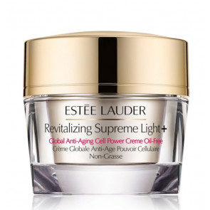 Estée Lauder Revitalizing Supreme Light + Global Anti-Aging Cell Power Creme Oil-Free 50ML