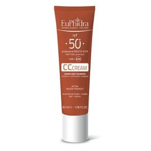 Euphidra Kaleido UV System CC Cream SPF 50 + Medio 30ML