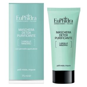 Euphidra Maschera Detox Purificante 75ML