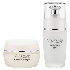 Cobea Duo Extreme Age Repair + Ultra Hydrasoft 24h 2 x 50ML