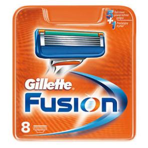 Gillette Fusion Ricariche 8 pezzi