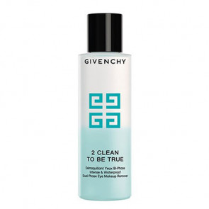Givenchy 2 Clean To Be True Demaquillant Yeux Bi-Phase 120ML