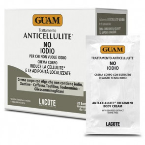 Guam Anticellulite No Iodio Crema Corpo