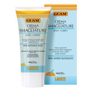 Guam Crema Smagliature Acido Glicolico Seno - Corpo 150ML