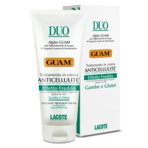 Guam Duo Crema Anticellulite Effetto Freddo 200ML