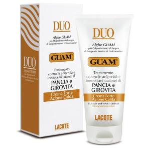 Guam Duo Crema Pancia - Girovita Azione Calda 150ML