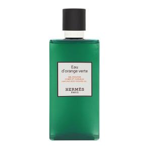Hermès Eau d'Orange Verte Gel Douche Corps et Cheveux 200ML