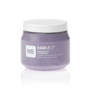 Hairmed N5 Maschera Ristrutturante per Capelli Fini 250ML