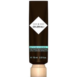 I Coloniali Mattifying & Pureness Pure and Perfecting Black Mask 75ML