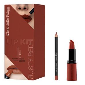 Diego Dalla Palma Rusty Red Lip Kit - 269