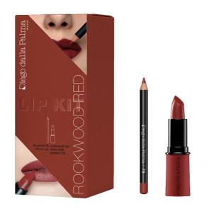 Diego Dalla Palma Rookwood Red Lip Kit - 270