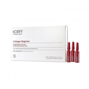 Korff Collagen Regimen Fiale Tonificanti