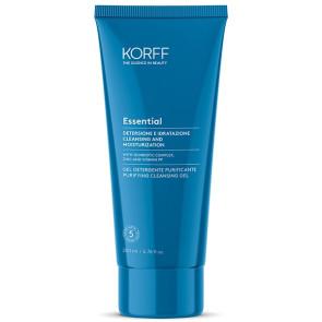 Korff Essential Gel Detergente Purificante 200ML