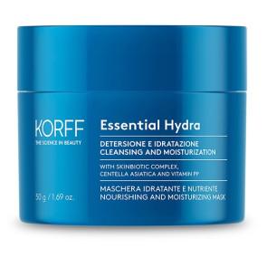 Korff Essential Hydra Maschera Idratante e Nutriente 50ML