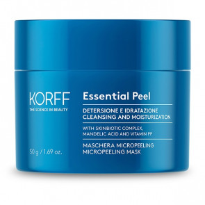 Korff Essential Peel Maschera Micropeeling 50ML